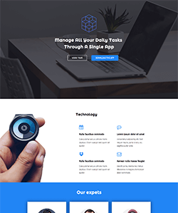 Elementor Template Library: Free & Pro Templates for WordPress